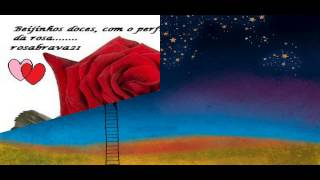 Rosas Vermelhas simbolo do amor