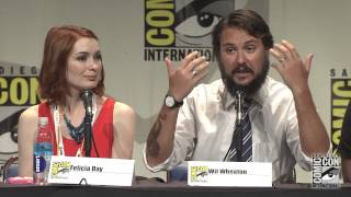 Comic-Con 2015: Wil Wheaton Explains Why Con Man Worked So Well