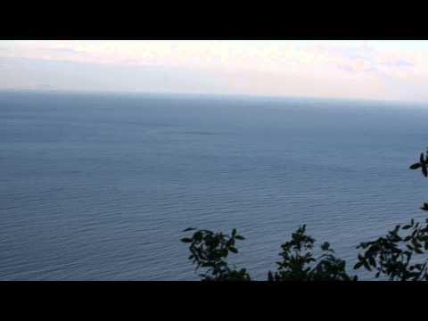 Вид с горы  АЮ-Даг (Медведь — гора) в Партените