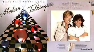 Скачать Modern Talking The 2nd Album Vinyl LP Album 1985