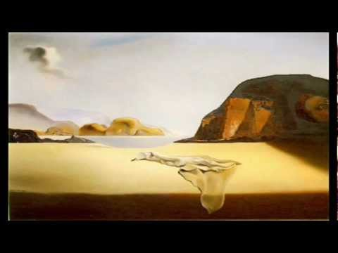 SALVADOR DALI - Catalan surrealist painter