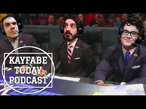The Kayfabe Today podcast - LIVE from Feminist Jail -