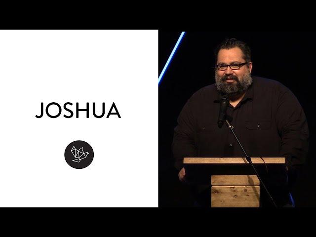 Joshua 3: 7-17 -- The Hope of Heaven (02/17/2019)