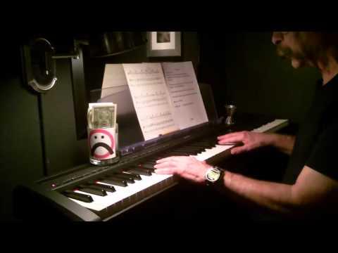 Yamaha P95B Digital Piano