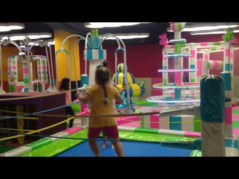 Westalife OPS Play Kids oyun alanında çok eğlendik