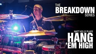 The Break Down Series - Matt Kelly plays Hang