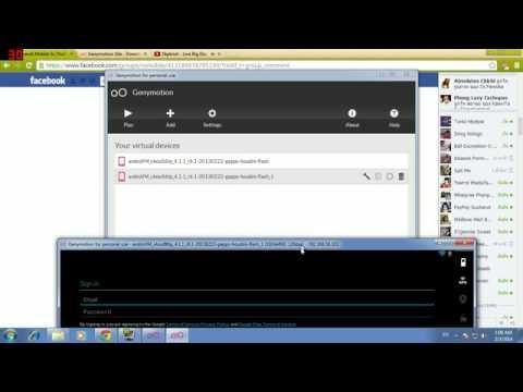 วิธีเล่น RO Mobile บน PC/NB Server Thai