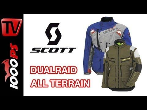 Scott Produktpräsentation 2014 | DUALRAID und ALL TERRAIN Jacke