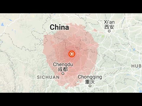 🌋Magnitude 5.5 Earthquake HITS CHINA & Bali update