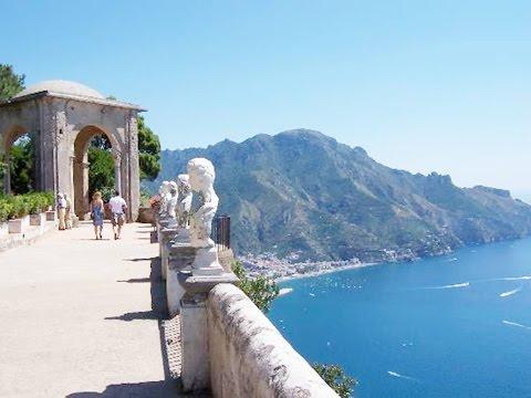 nuestro viaje a ITALIA  - SORRENTO y COSTA AMALFITANA