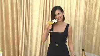 Brazilian-American actress Camilla Belle loves to cook spontaneous meals