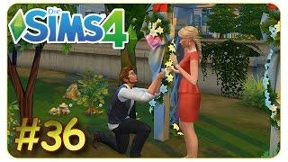 Willst du mich heiraten? #36 Die Sims 4 - Gameplay - Let