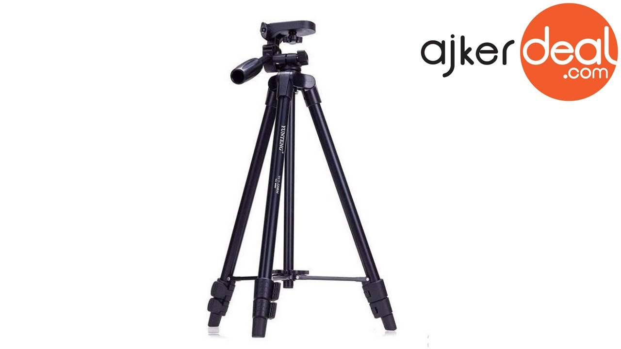 Bluetooth Tripod For Smartphone In Bangladesh Mobile Tripod With Bluetooth Remote In Bd Youtube