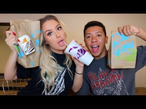 AM I STILL VEGAN? GIANT TACO BELL MUKBANG FT. MY BFF