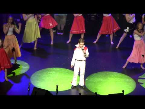 Josh Cochrane - Hound Dog by Elvis Presley