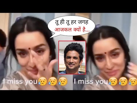 Shraddha Kapoor Shared Memorable Moments with Sushant Singh Rajput | She is missing a lot