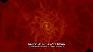 Improvisation on Ave Maria (by Hildegard of Bingen) Norma Gentile and Atmaram Chaitanya