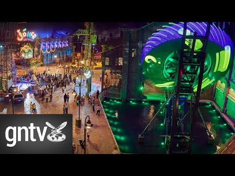 Warner Bros. World™ Abu Dhabi - Grand Opening