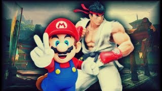 Choose Your Character   Super Smash Bros. x Street Fighter III 2nd Impact