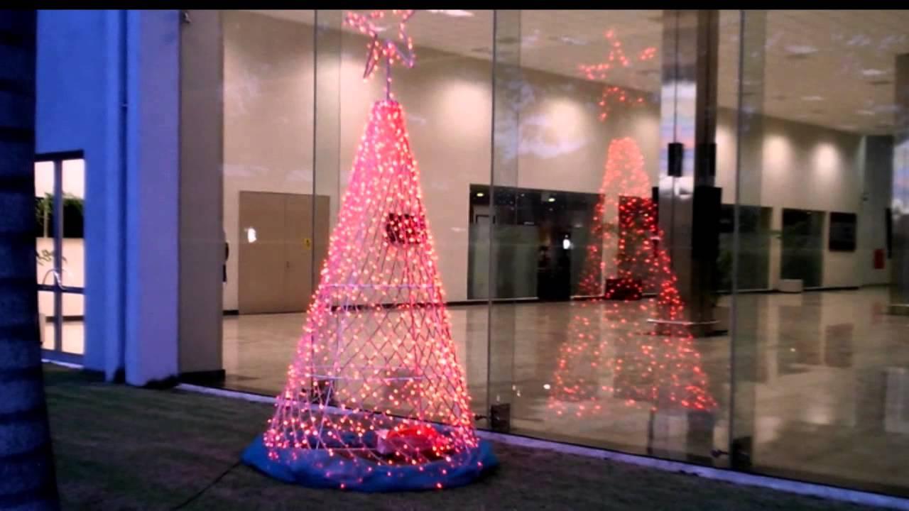 Amazing LED Christmas Decoration Christmas Tree Design
