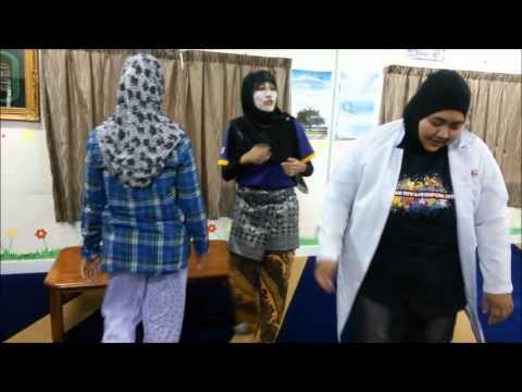 BBK3408 Parodi Seniman Bujang Lapok Bidadari Multimedia