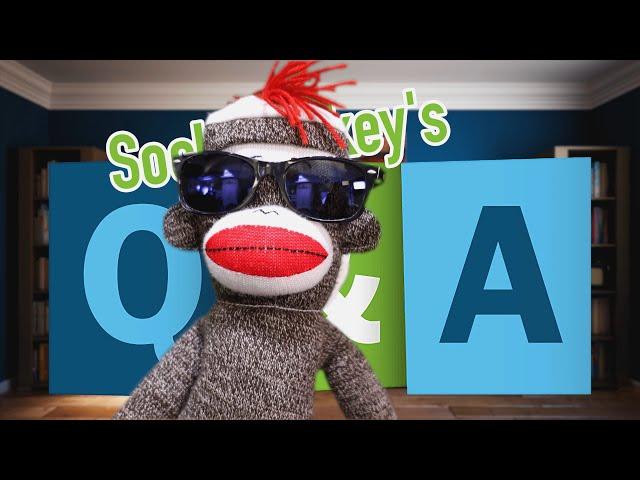 Sock Monkey Q&A