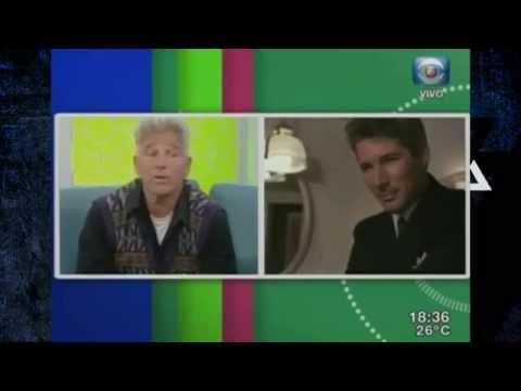 Jorge Venade y su parecido a Richard Gere
