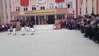 Ankara Keçiören den 19 Mayıs gösterisi erik dalı Video