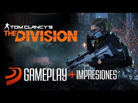 The Division: Gameplay (real) comentando el juego: ● ¡SUSCRÍBETE o dale a LIKE si te gustó el vídeo! ► https://goo.gl/aj16pZ ● Info del juego ► http://goo.gl/GjEM2S ● Más vídeos de este juego ► http://goo.gl/QigMd1 ● Requisitos de PC ► http://goo.gl/RwR3Bq  Mundo abierto, online, cooperación y RPG. Estos son los ingredientes del particular Destiny de Ubisoft. Os contamos en detalle cómo es este videojuego tras haberlo jugado durante varias horas  -------  Web → http://www.3djuegos.com Facebook → https://www.facebook.com/3djuegos Twitter → http://twitter.com/3djuegos Google → https://plus.google.com/+3djuegos  -------  Gameplay comentado en español de The Division