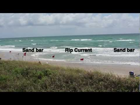 Danger Rip Current: Instructional Guide