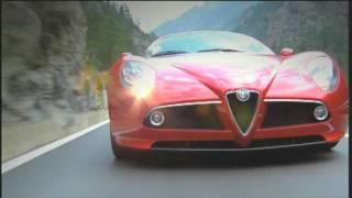 Alfa 8C : le film Fascination