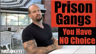 Prison Gangs- You Have No Choice