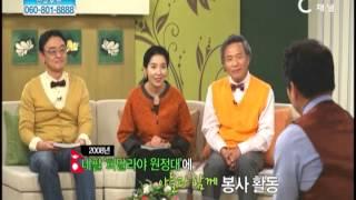 [C채널] 최일도 목사의 힐링토크 회복 6회 - 탤런트 박상원