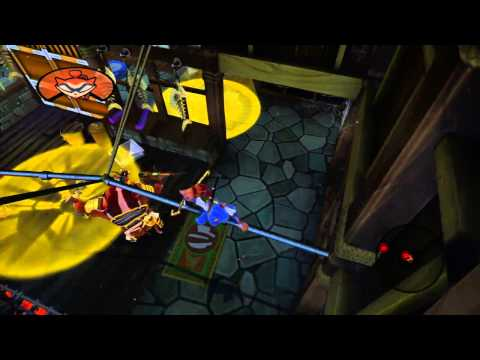 Sly Cooper: Thieves in Time: Giant Bomb Quick Look