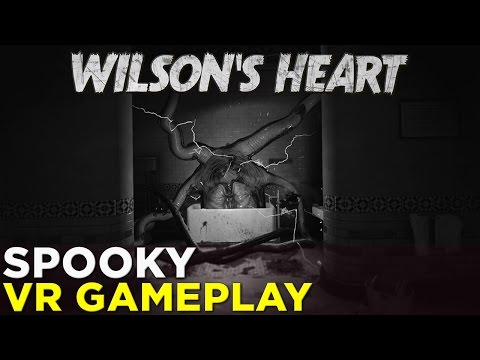 Watch scary VR adventure Wilson's Heart