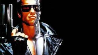 Terminator 1 and 2 theme song.