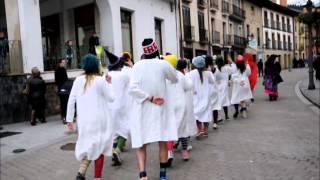 Aretxabaletako Txino dantza