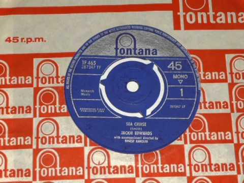 JACKIE EDWARDS - SEA CRUISE 1964