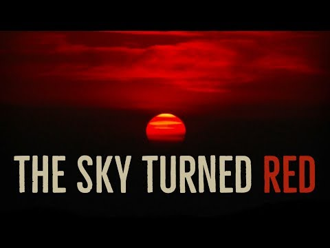 ''The Sky turned Red'' by J.D. McGregor | VERY BEST OF NOSLEEP
