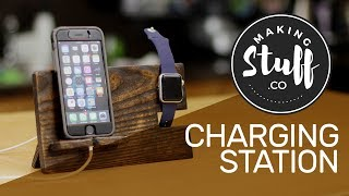 How to Make a Charging Station - MakingStuff