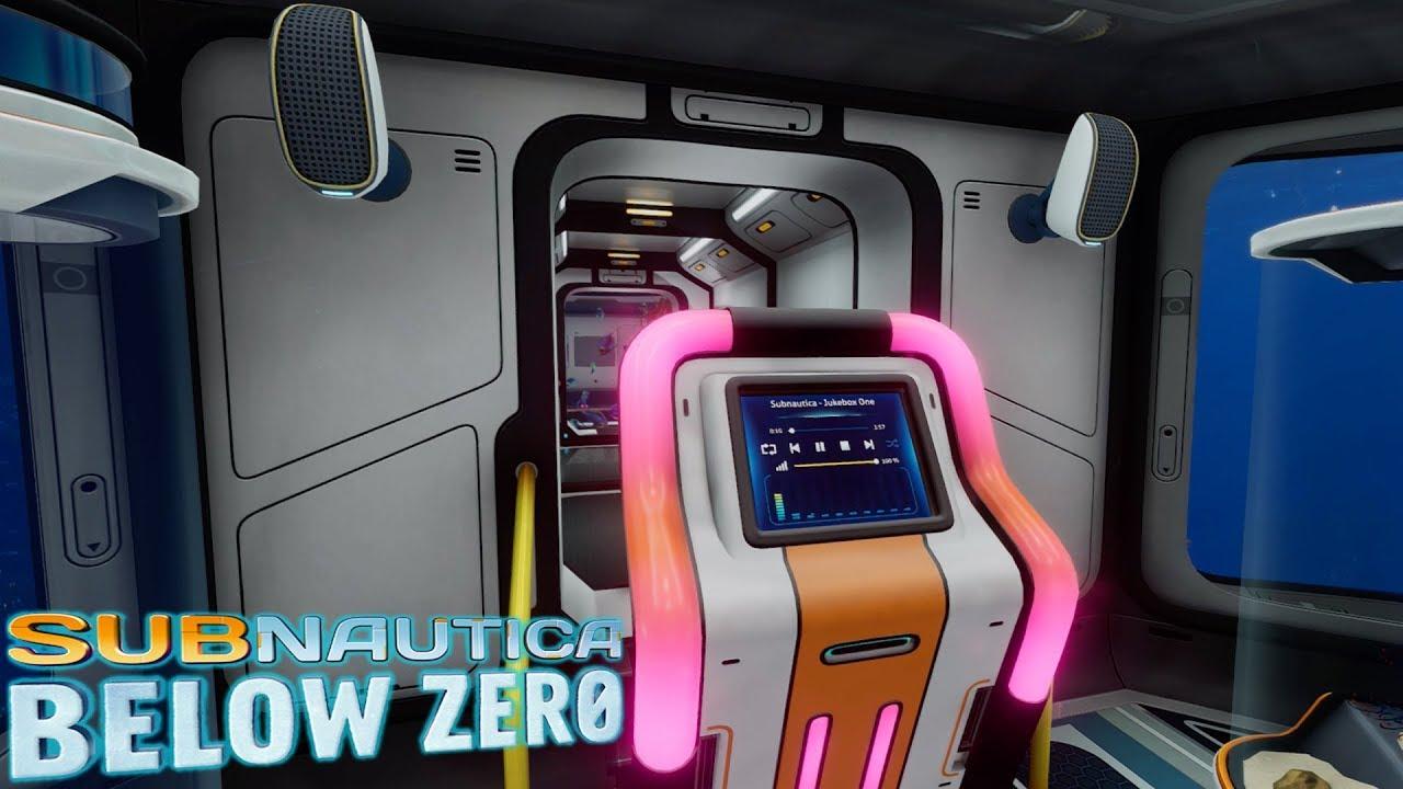 I INSTALLED SURROUND SOUND!! | Subnautica Below Zero [#19]