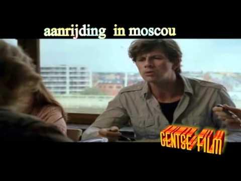 gentse  film  aanrijding in moscou  de hits hem op