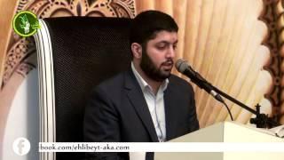Quran gecəsi _ İmam Həsən Əskəri (ə)-ın mövludu 08012017