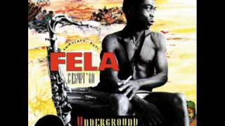 Fela Kuti - Pansa Pansa