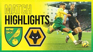 HIGHLIGHTS | Norwich City 1-2 Wolves