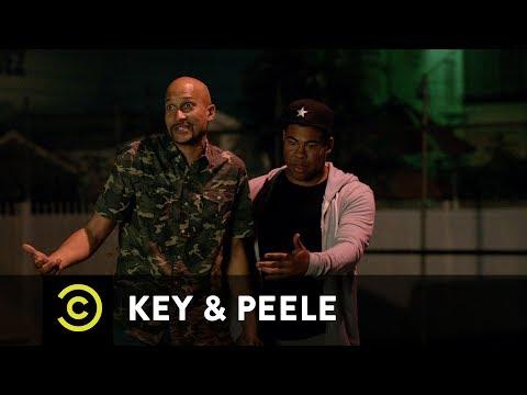 Key & Peele - Non-Scary Movie