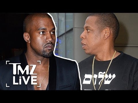 Kanye West and Jay-Z End Feud? | TMZ Live