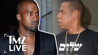 Kanye West and Jay-Z End Feud?   TMZ Live