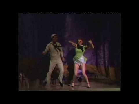 Rita Hayworth & Jack Cole Dance  1945
