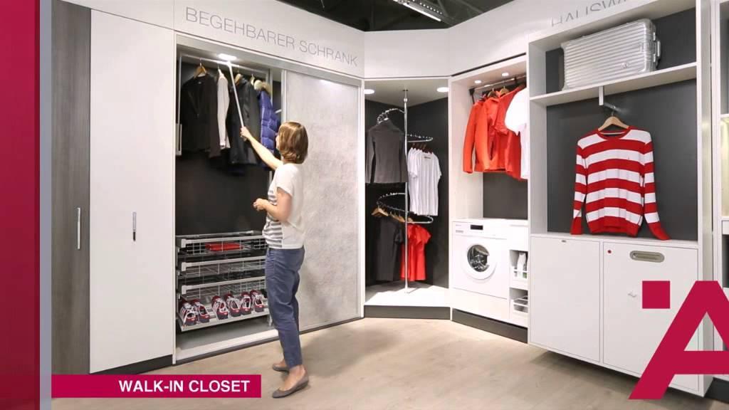 Beau Hafele Storage Solutions   YouTube